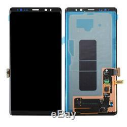 Black LCD Display Touch Screen Digitizer For Samsung Galaxy Note 8 N950 N950U US