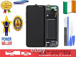 Completed Lcd display Touch Screen Digitizer For Samsung Galaxy S8 5.8 SM-G950F