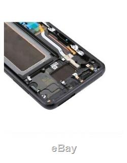 DISPLAY LCD SCHERMO TOUCH SCREEN Samsung Galaxy S8 / G950 FRAME NERO