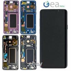 Display LCD + Frame ORIGINALE SAMSUNG Touch Screen Per Galaxy S8+ PLUS SM-G955F