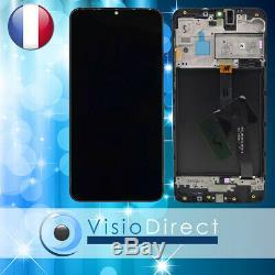 Ecran complet pour Samsung Galaxy A10 SM-A105F 6.2 Vitre + LCD sur chassis NOIR