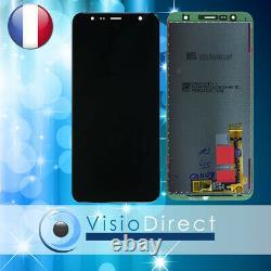 Ecran complet pour Samsung Galaxy J6 Plus SM-J610F 6 vitre tactile + LCD NOIR