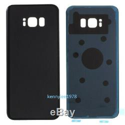 For Samsung Galaxy S8 G950F LCD Display Touch Screen Digitizer+Frame+Cover Black