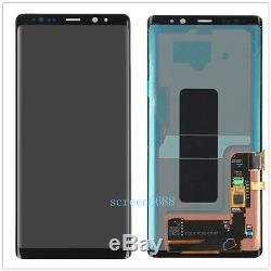 For Samsung Galaxy note 8 N950F N950 LCD Display Touch screen Replacement black