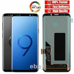 Galaxy S7 S8 S9 S10 Plus S10E LCD Screen Replacement Display Digitizer + Frame