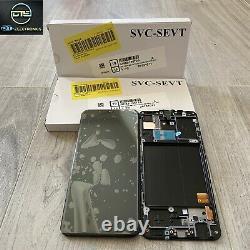 Genuine Black Samsung 2019 A40 Sm-a405fn A405f Galaxy Screen Amoled LCD Display
