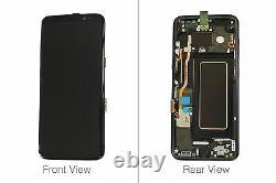 Genuine Samsung Galaxy S8 SM-G950 Black LCD Screen & Digitizer GH97-20457A