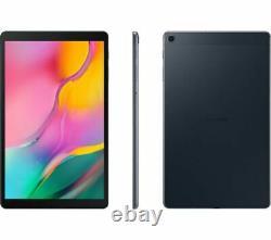 GradeB SAMSUNG Galaxy Tab A 10.1in Tablet (2019) 32GB Black Android 9.0 P