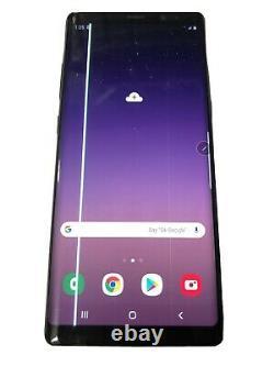 IMPERFECT Samsung Galaxy Note8 SM-N950 64GB Black (Unlocked) LCD HAS LINES