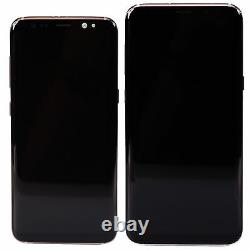 LCD Display Screen Digitizer Assembly Replacement for Samsung Galaxy S8 S8+ Plus