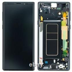 LCD Oled Note 9 N9 N960f Ecran LCD Tactile Samsung Galaxy Noir