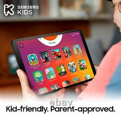 NEW Samsung Galaxy Tab A 10.1 Octa Core 128GB WiFi GPS PC Sync Kid-Friendly