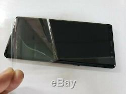 NEW withframe OEM ORIGINAL Samsung Galaxy Note 8 N950 LCD Digitizer Screen BLACK