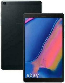 New Samsung Galaxy Tab A 2019 SM-T295 32GB Black Wi-Fi + 4G 8 LCD Smart Tablet