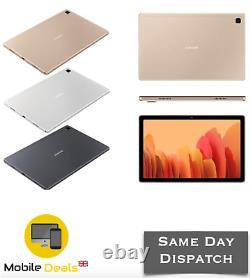 New Samsung Galaxy Tab A7 10.4 inch 2020 3GB RAM 32GB WiFi SM-T500 All Colors
