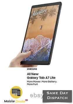 New Samsung Galaxy Tab A7 Lite 8.7 inch 2020 3GB RAM 32GB WiFi SM-T220