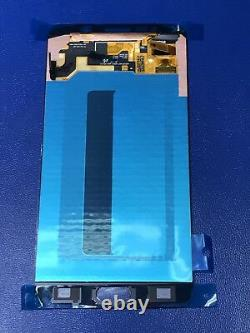 OEM ORIGINAL Samsung Galaxy Note 5 N920 Blue FULL LCD ASSEMBLY WITH STYLUS FLEX