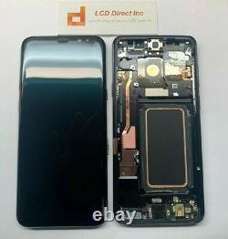 OEM Original Samsung Galaxy S9 Plus G965 LCD Touch Screen Digitizer Replacement