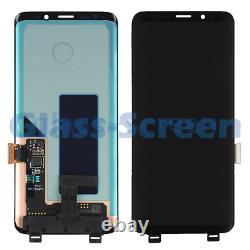 OEM Samsung Galaxy S9 Plus G965 AMOLED LCD Screen Digitizer or Frame Black Blue
