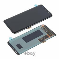 OLED For Samsung Galaxy S8 G950F LCD Display Touch Screen Assembly Replacement