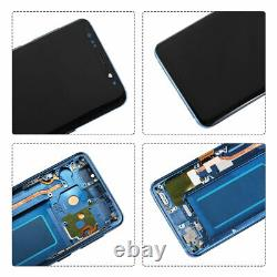 OLED For Samsung Galaxy S9 G960F LCD Display Touch Screen Digitizer Replacement