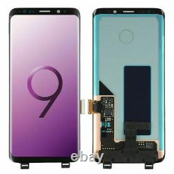 OLED Per Samsung Galaxy S9 G960/ S9 PlusG965 LCD Display Touch Screen Digitizer1