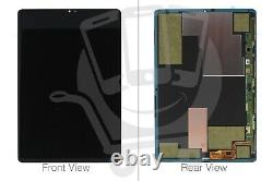 Official Samsung Galaxy Tab S5e SM-T720, SM-T725 Black LCD Screen & Digitizer