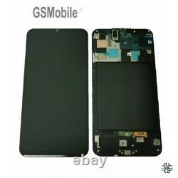 Original Display Pantalla LCD Tactil Ecran Samsung Galaxy A70 2019 A705 Black