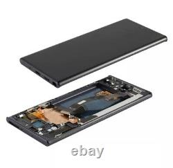 Original Display Samsung Galaxy Note 10 Plus SM-N975F LCD Glas Screen Schwarz