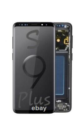 Original Display Samsung Galaxy S9 Plus G965F LCD Bildschirm Black Schwarz