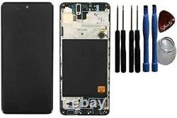 Original Samsung Galaxy A51 A515F LCD Display Touch Screen Glas Bildschirm Black