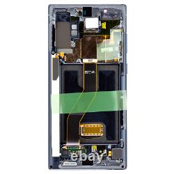 Original Samsung Galaxy Note 10 Plus SM-N975F LCD Display Touch Screen Schwarz