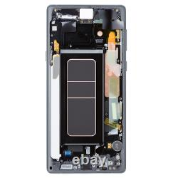 Original Samsung Galaxy Note 9 N960F LCD Display Touch Screen Bildschirm Black