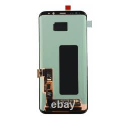 Original Samsung Galaxy S8 AMOLED Lcd Screen Touch Digitizer Replacement