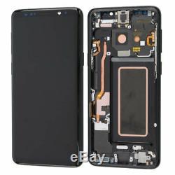 Original Samsung Galaxy S9 Plus G965F LCD Touchscreen Display Midnight Schwarz