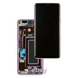 Original Samsung Galaxy S9 SM-G960F LCD Display Touch Screen Bildschirm Lila