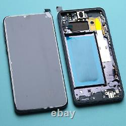 Original Samsung Galaxy s10e AMOLED Frame Touch LCD Screen Digitizer Replacement