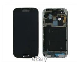 Pantalla LCD Completa Para Samsung Galaxy S4 Siv Gris Oscuro Con Marco