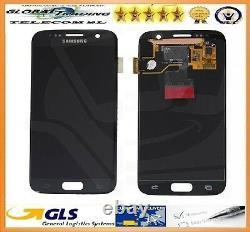 Pantalla LCD completa para Samsung Galaxy S7 SM-G930F negro black GH97-18523A