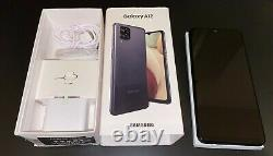 SAMSUNG Galaxy A12 Mobile Smart Phone 64 GB, Black Sim Free Unlocked Open Box