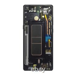 SAMSUNG Galaxy NOTE 8 SUPER AMOLED Display LCD N950F Display Touch Screen