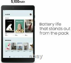 SAMSUNG Galaxy Tab A 8 Tablet (2019) 32 GB Black 4G LTE SM-T295