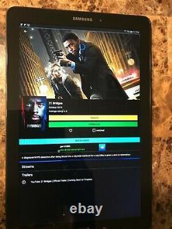 SAMSUNG Galaxy Tab A SM-P580 10.1-Inch with S Pen 16GB Wi-Fi Tablet Black