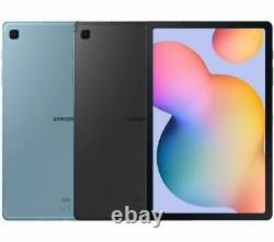 SAMSUNG Galaxy Tab S6 Lite 10.4 4G Tablet 64 GB Oxford Grey Currys