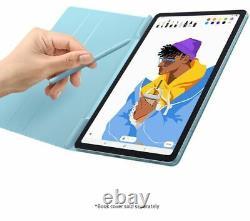 SAMSUNG Galaxy Tab S6 Lite 10.4 Tablet Dolby Atmos 64 GB Angora Blue Currys
