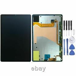 Samsung Display LCD Einheit für Galaxy Tab S6 T860 GH82-20771A Komplett Schwarz