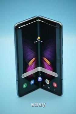 Samsung Galaxy Fold 5G 512GB 7,3 LCD 12GB RAM Active Edge 3x Kamera Wifi 6 4K