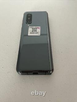 Samsung Galaxy Fold 5G 512GB Space Silver (Unlocked) Bad LCD 5K