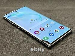 Samsung Galaxy Note 10 256GB Glow Verizon Good Motherboard Damaged LCD