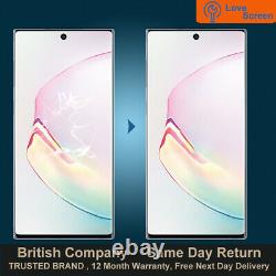 Samsung Galaxy Note 10 LCD OLED Screen Glass Replacement Service Same day Repair